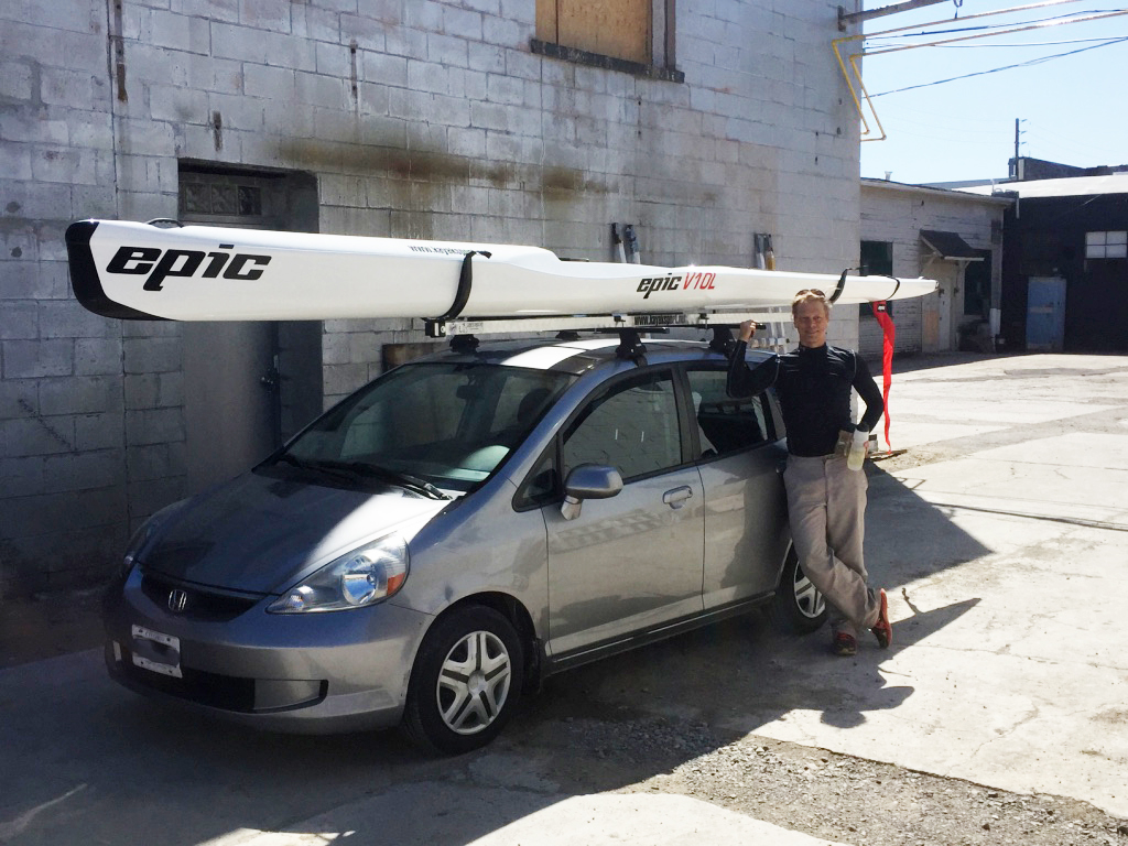 Kayak Roof Carrier >> Kayak Sport Canada - Rooftop Carriers